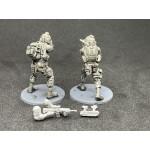 USMC NCO and Grenadier