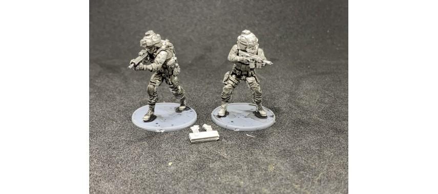 Riflemen A