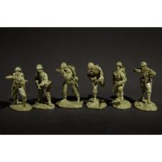 World War 2 US Marines
